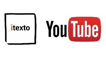 Canal da itexto no YouTube!